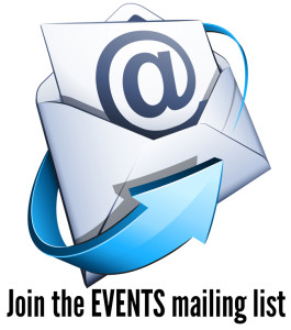 Events Mailing List